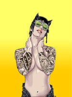 Catwoman by RNZZZ