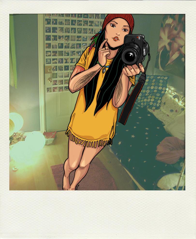 Disney Cam whore: Pocahontas by RNZZZ