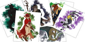 Fullbody Sketch Commissions!
