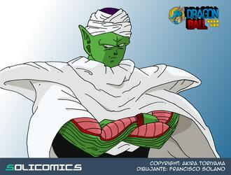 Piccolo by Solicomics