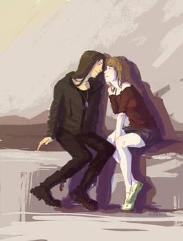 Alice and Johan