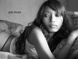just shoot. by deadhera