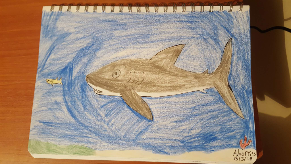 Swim little fishy swim by SophieSharkley