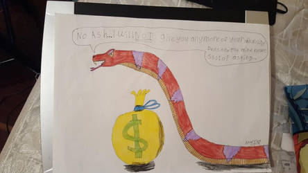 Snake Mum