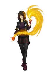 Fira Burninghell