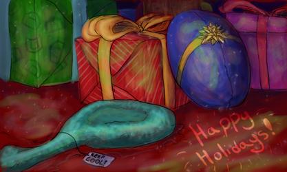 SM Christmas Present