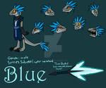 Blue by LadyAnaconda