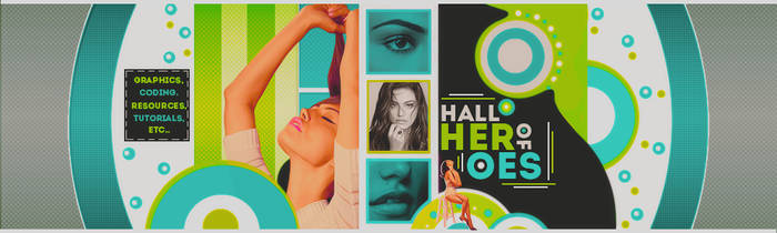 Hall of Heroes Header Challenge by its-raining-art