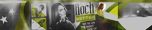 Rock Bottom Banner by its-raining-art