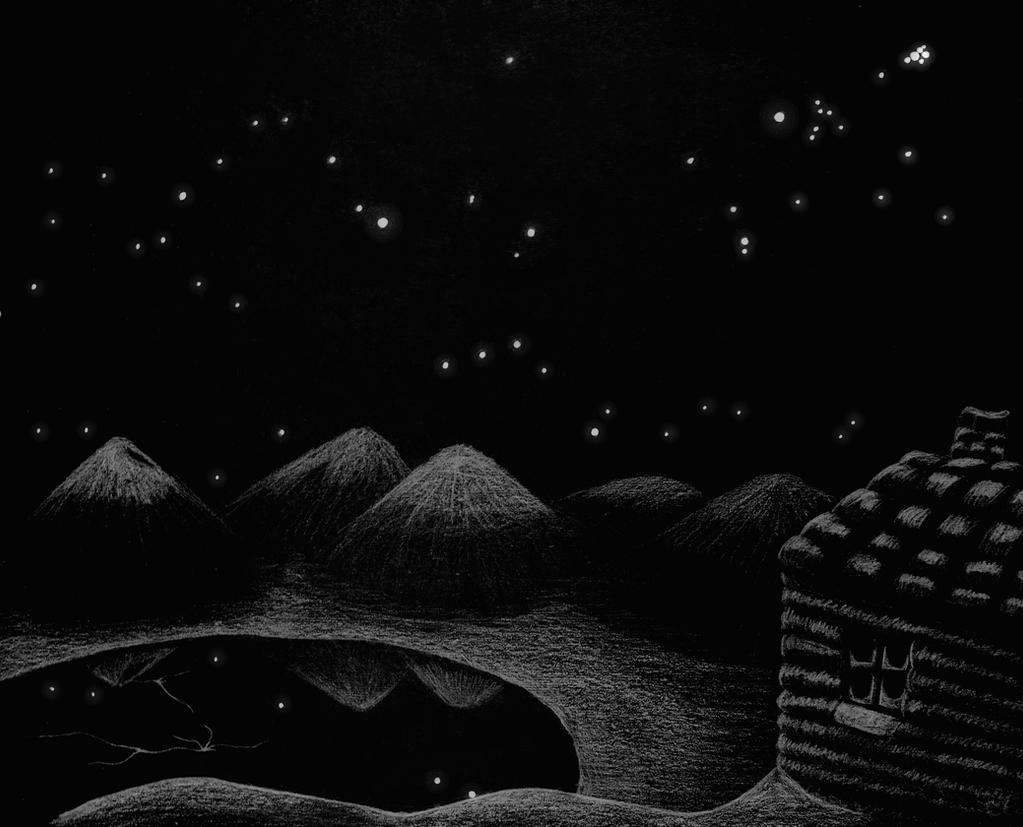 Starry Sky by Palasferas