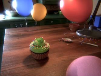 A Super Special Cupcaketastical Surprise: Part 1 by TrombonyPonyPie
