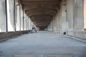 Under the Downtown Bridge 3 by krissybdesignsstock