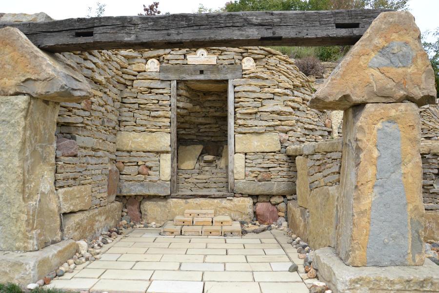 Ruins by krissybdesignsstock