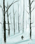 Trecking in Winter by The-Tadpole