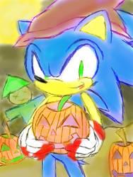 Happy Halloween by M-ri