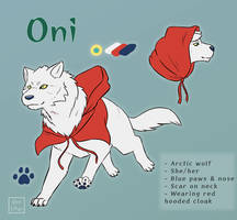Oni reference 2020 by Onililyn