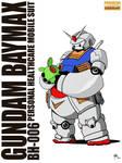 BH-006 Gundam Baymax