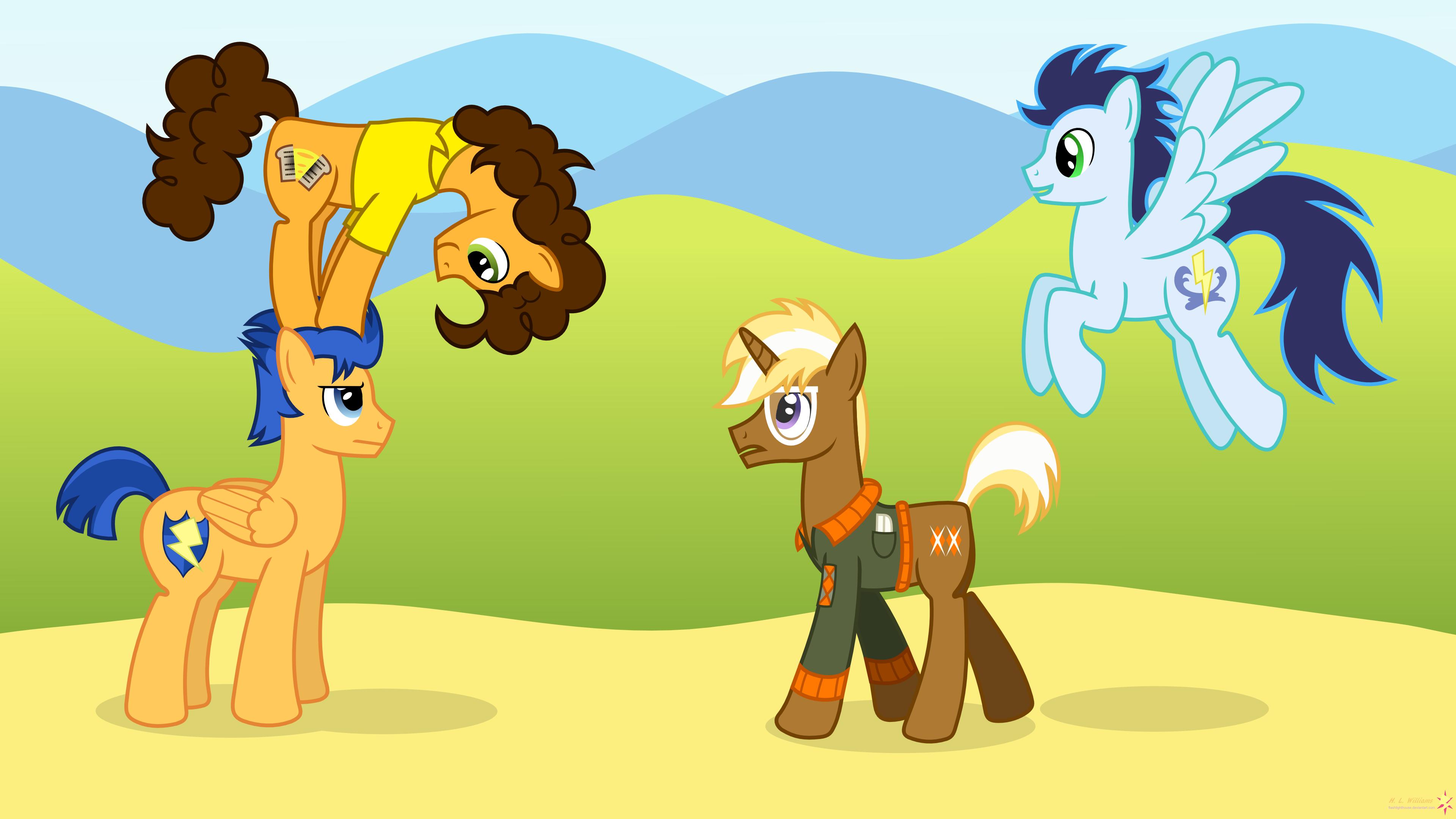 my little pony fluttershys boyfriend