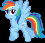 MLP-GD Game - Rainbow Dash