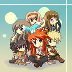 Chibi Tales of the Abyss