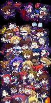 Namco X Capcom Chibis Bundle