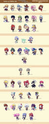 +Tales of Chibis+ by PhuiJL