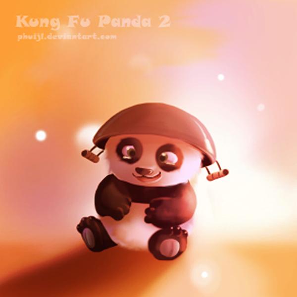 Baby Po by PhuiJLKung Fu Panda 2 Baby Po