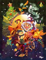 H.O.W Christmas by PhuiJL