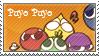 Puyo Puyo Stamp by PhuiJL