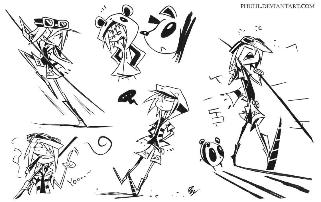 Some Concept Idea by PhuiJL