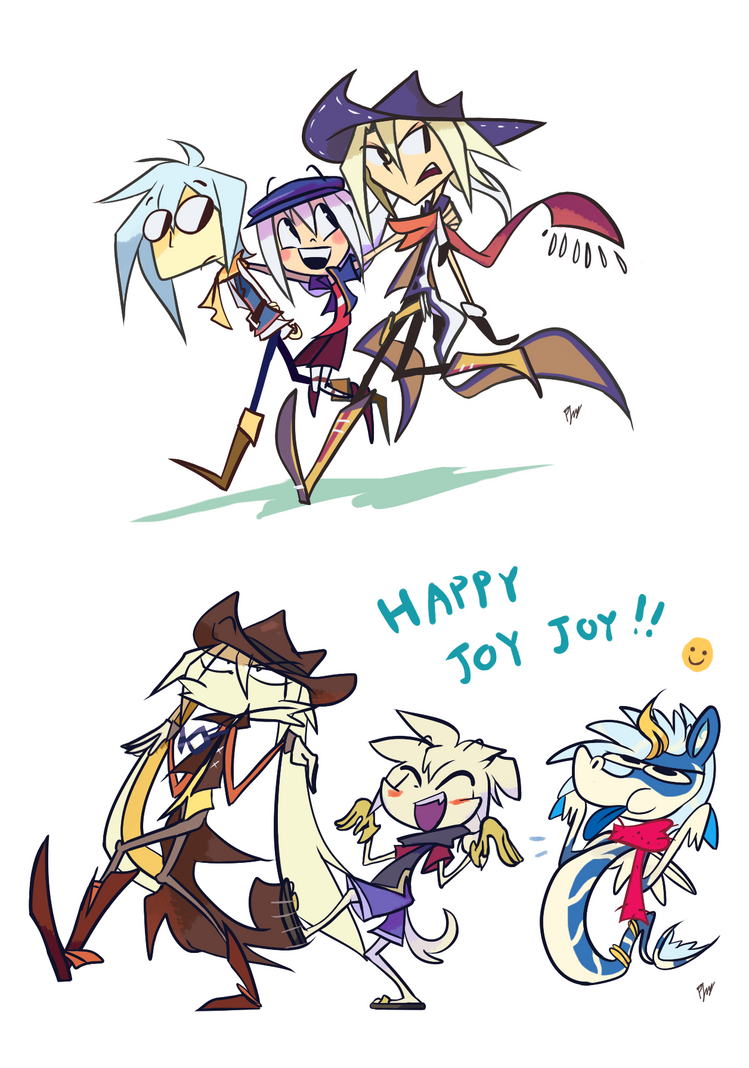 Happy Joy Joy by PhuiJL
