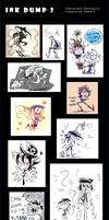 Ink Dump 2 by PhuiJL