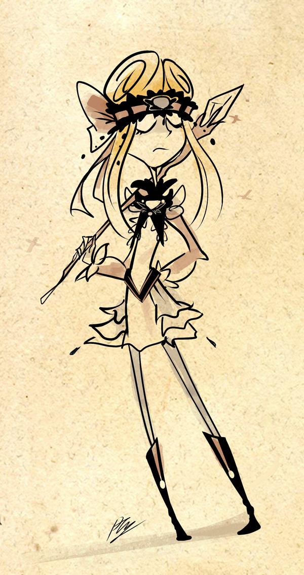 Priestess by PhuiJL