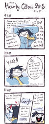 Hourly Comic 2015 by PhuiJL