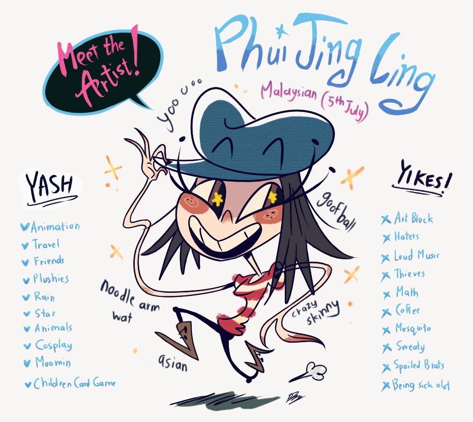 Meet The Artist By PhuiJL