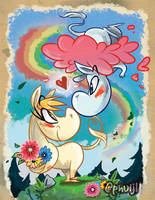 Spring in Moominvalley by PhuiJL