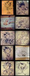Storenvy Art Dump #2 by PhuiJL