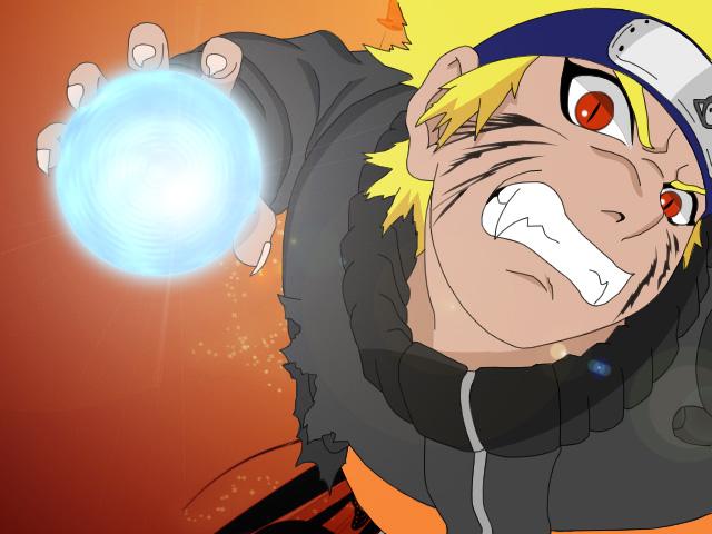 Naruto Kyubi Rasengan by pollo0389 on DeviantArt
