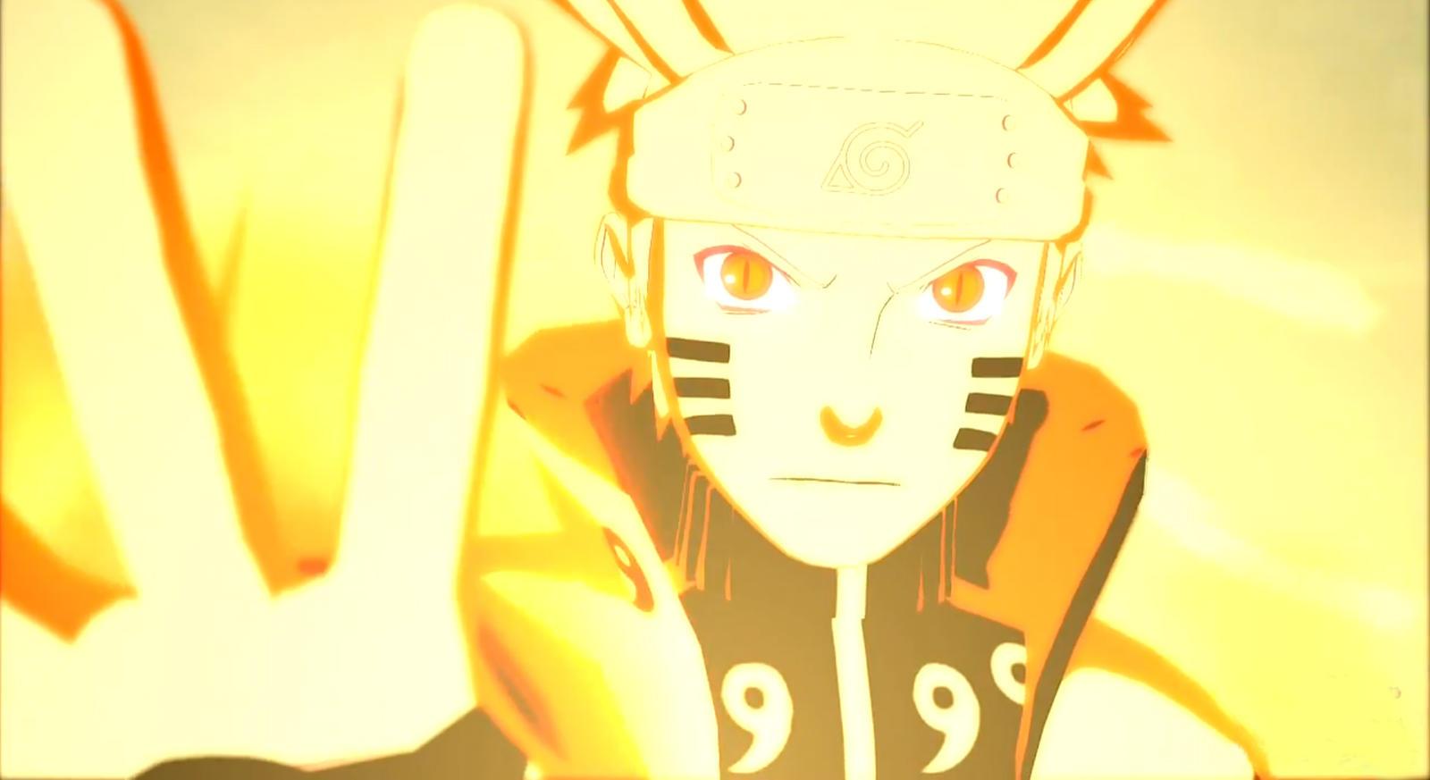 Naruto Bijuu Mode By Pollo0389 On Deviantart
