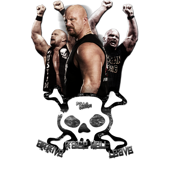 Stone Cold Steve Austin By Pollo0389
