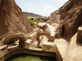 Cisterns of Aden by Ebrahim-des