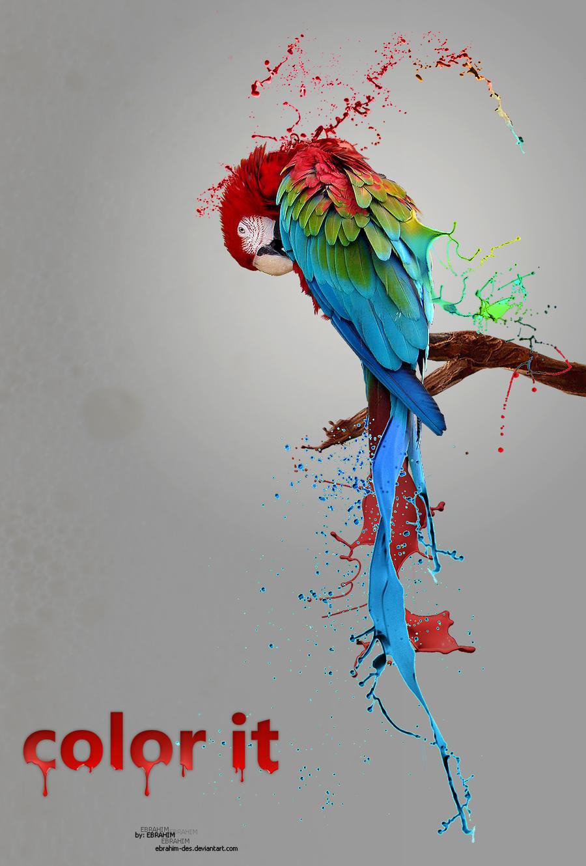 Color it by Ebrahim-des