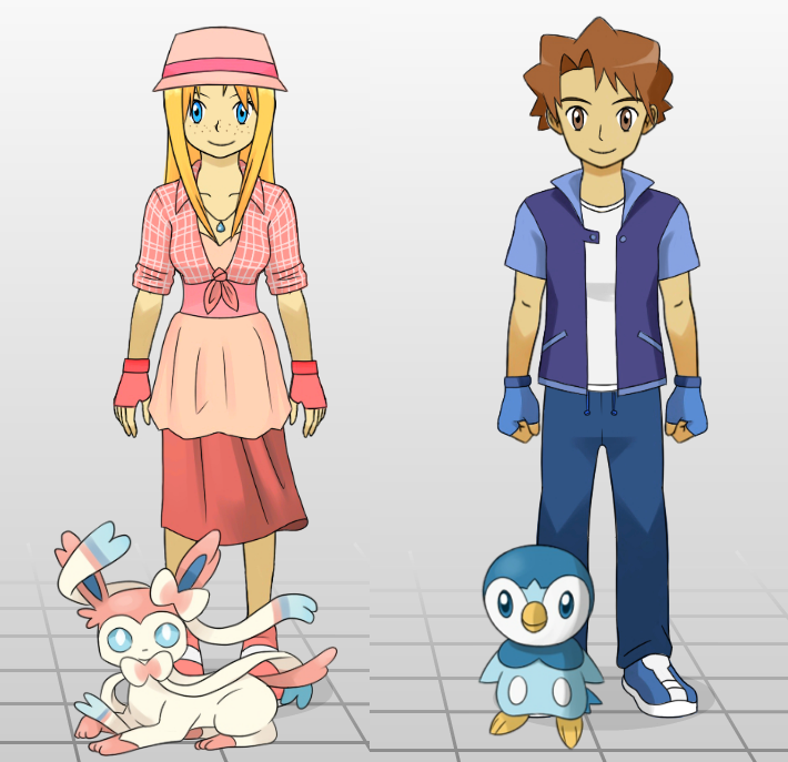 pokemon having sex with trainers pictures
