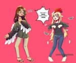 Cute transformation 2.0