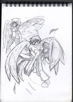 Angel concept art