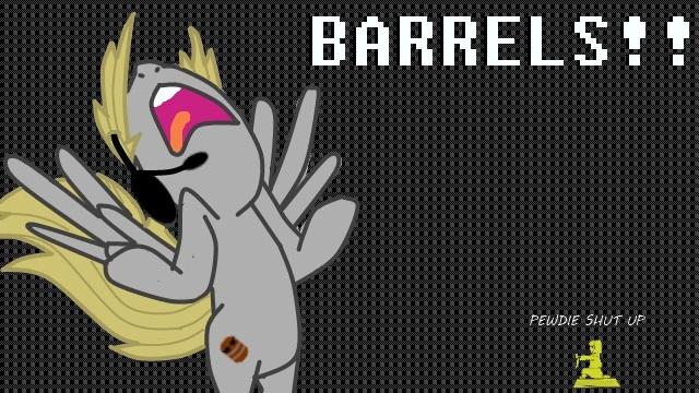 PewDiePie As A Pony by KYR-R33VY