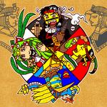 4 brothers in Aztec mythology