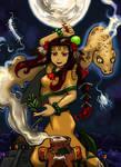 Malinalxochitl, the goddess of Malinalco