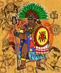 Tezozomoc, the great king of Azcapotzalco