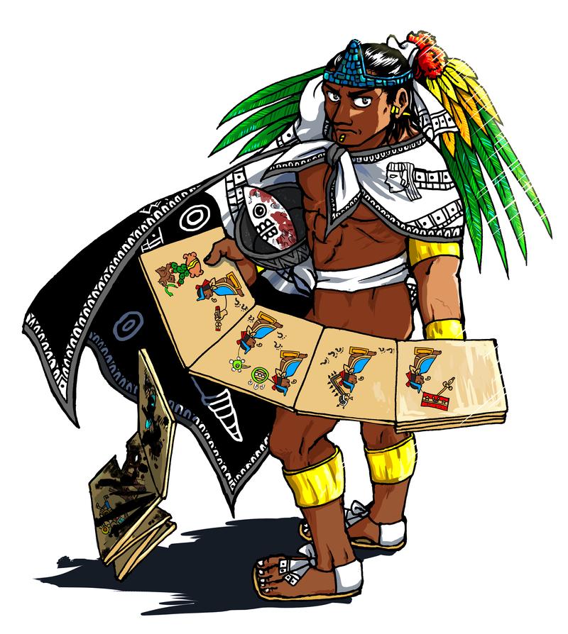 Cihuacoatl Tlacaelel by nosuku-k